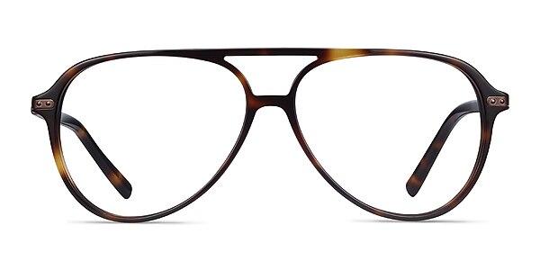 Viento Warm Tortoise Acetate Eyeglass Frames