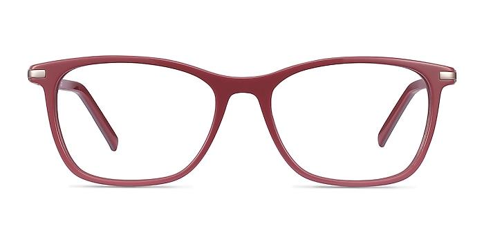 Field Pink Acetate-metal Eyeglass Frames from EyeBuyDirect