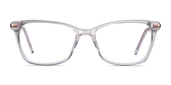 Forward Clear Acetate-metal Eyeglass Frames