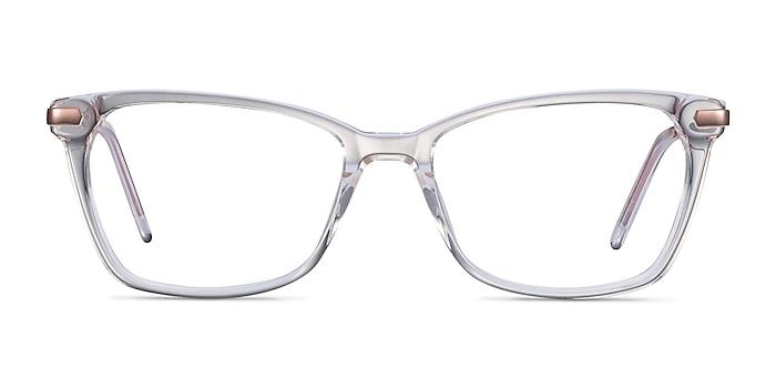 Forward Clear Acetate-metal Eyeglass Frames from EyeBuyDirect
