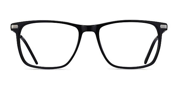 Envision Black Acetate-metal Eyeglass Frames