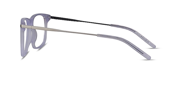 Envision Purple Acetate-metal Eyeglass Frames from EyeBuyDirect