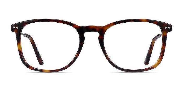 Ratio Tortoise Acetate-metal Eyeglass Frames from EyeBuyDirect