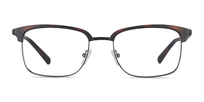 Osten Tortoise Plastic-metal Eyeglass Frames from EyeBuyDirect