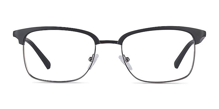 Osten Black Plastic-metal Eyeglass Frames from EyeBuyDirect