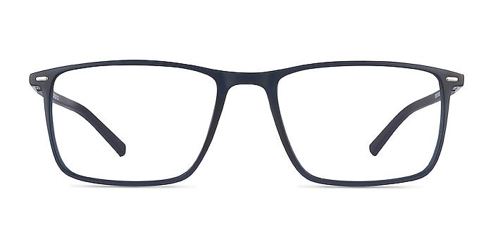 Simon Navy Plastic-metal Eyeglass Frames from EyeBuyDirect