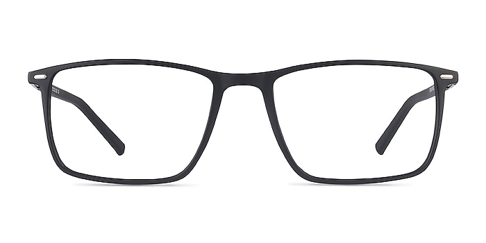 Simon Black Plastic-metal Eyeglass Frames from EyeBuyDirect