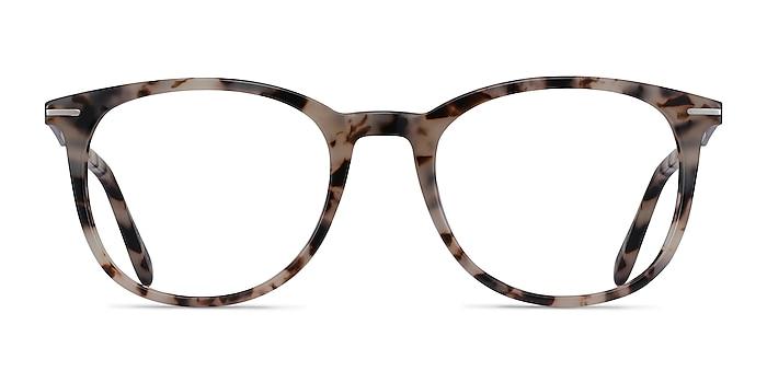 Ninah Ivory Tortoise Acetate-metal Eyeglass Frames from EyeBuyDirect