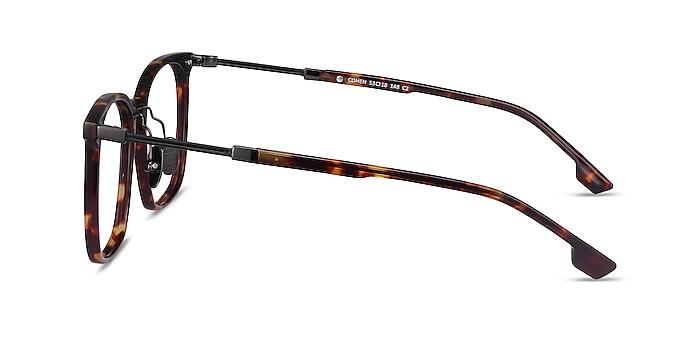 Cohen Tortoise Acetate-metal Eyeglass Frames from EyeBuyDirect