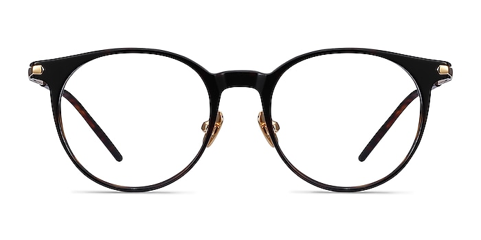 Vast Tortoise Acetate-metal Eyeglass Frames from EyeBuyDirect