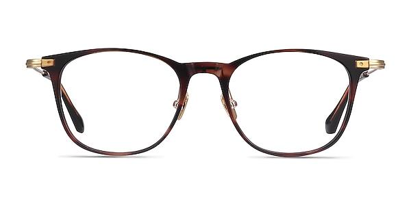 Walker Tortoise Acetate-metal Eyeglass Frames