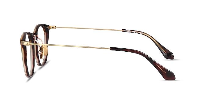 Walker Écailles Acetate-metal Montures de lunettes de vue d'EyeBuyDirect