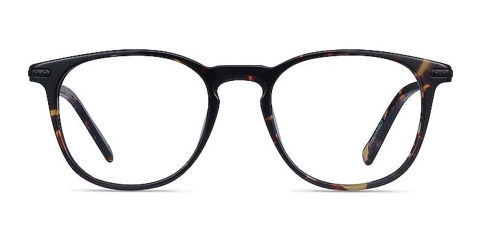 Villeneuve Tortoise Acetate-metal Eyeglass Frames from EyeBuyDirect