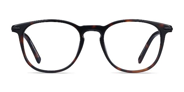 Villeneuve Dark Tortoise Acetate-metal Eyeglass Frames