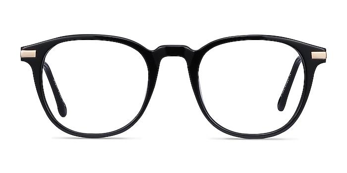 Giverny Black Acetate-metal Eyeglass Frames from EyeBuyDirect