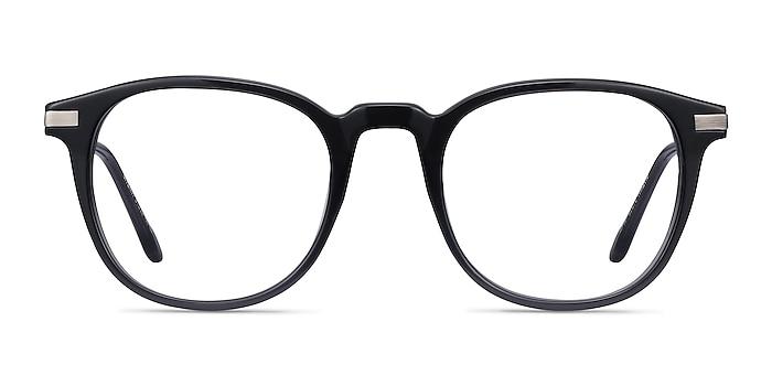 Giverny Gray Acetate-metal Eyeglass Frames from EyeBuyDirect