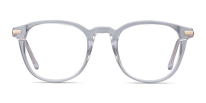 Giverny Transparence Acetate-metal Montures de lunettes de vue d'EyeBuyDirect