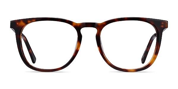 Vibes Tortoise Acetate-metal Eyeglass Frames