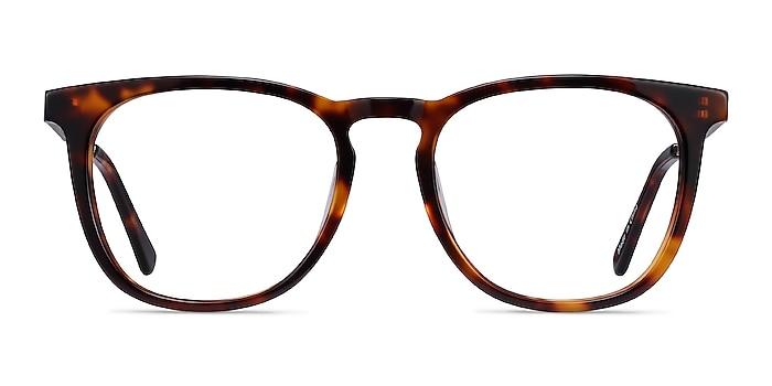 Vibes Tortoise Acetate-metal Eyeglass Frames from EyeBuyDirect