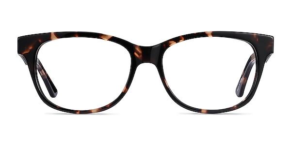 Story Tortoise Acetate-metal Eyeglass Frames