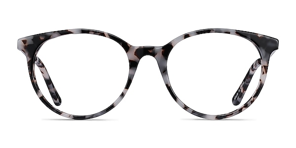 Solver Ivory Tortoise Acetate-metal Eyeglass Frames
