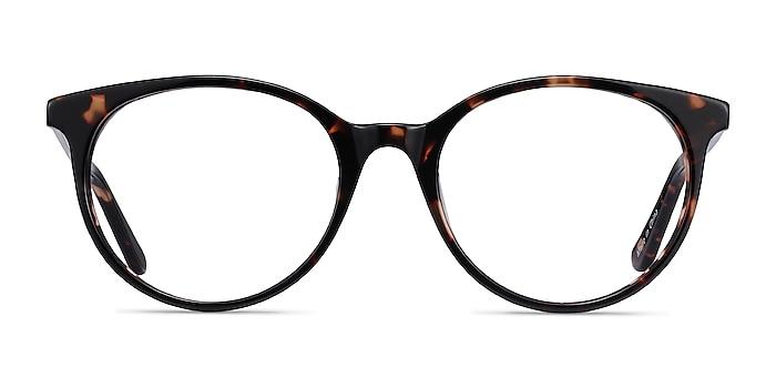 Solver Tortoise Acetate-metal Eyeglass Frames from EyeBuyDirect