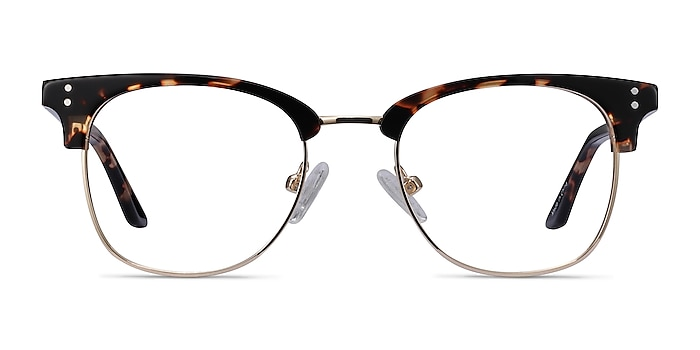Freestyle Tortoise Acetate-metal Eyeglass Frames from EyeBuyDirect