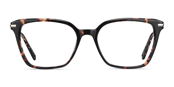 Dearly Tortoise Acetate-metal Eyeglass Frames