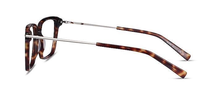 Sense Tortoise Acetate-metal Eyeglass Frames from EyeBuyDirect