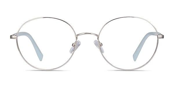 Thea Argenté Acetate-metal Montures de lunettes de vue
