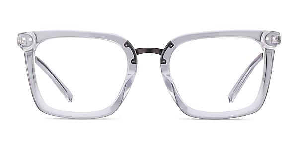 Poise Clear Acetate-metal Eyeglass Frames