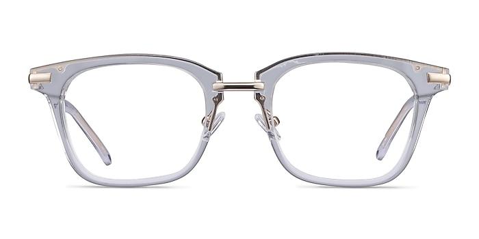 Candela Transparence Acetate-metal Montures de lunettes de vue d'EyeBuyDirect