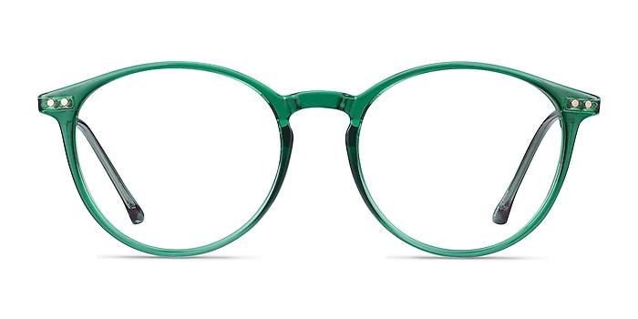 Amity Emerald Green Plastic-metal Eyeglass Frames from EyeBuyDirect