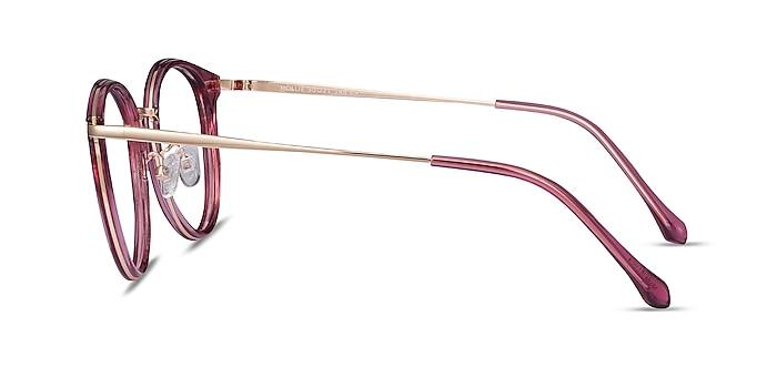 Hollie Cassis Plastic-metal Eyeglass Frames from EyeBuyDirect