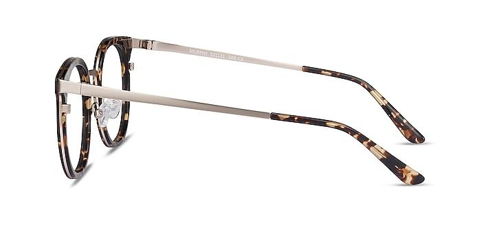 Murphy Tortoise Acetate-metal Eyeglass Frames from EyeBuyDirect