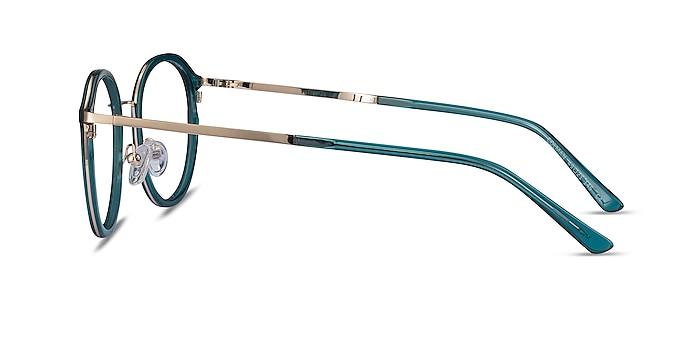 Colman Green Acetate-metal Eyeglass Frames from EyeBuyDirect
