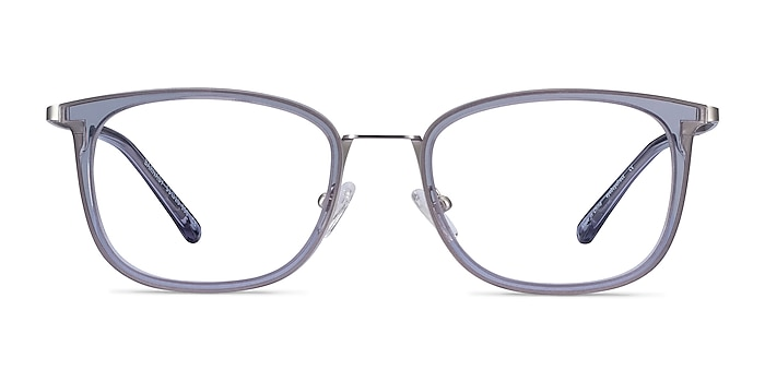 Barnaby Gray Acetate-metal Eyeglass Frames from EyeBuyDirect