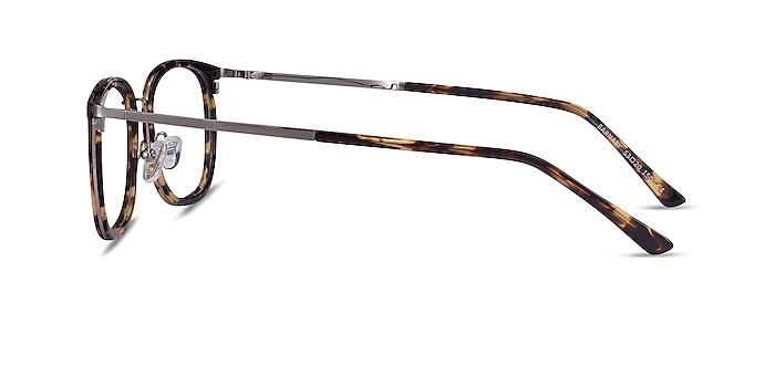 Barnaby Tortoise Acetate-metal Eyeglass Frames from EyeBuyDirect