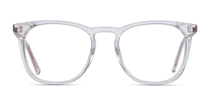 Vinyl Clear Acetate Eyeglass Frames from EyeBuyDirect