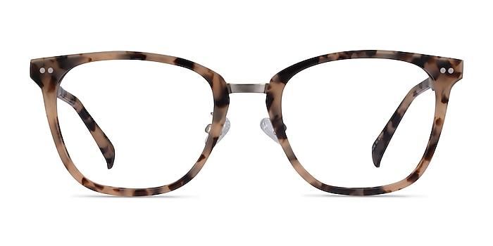 Biblio Ivory Tortoise Acetate-metal Eyeglass Frames from EyeBuyDirect