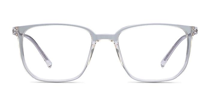 Pattern Clear Acetate Eyeglass Frames from EyeBuyDirect