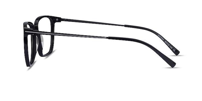 Pattern Noir Acétate Montures de lunettes de vue d'EyeBuyDirect