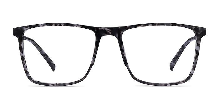 Cooper Gray Tortoise Acétate Montures de lunettes de vue d'EyeBuyDirect
