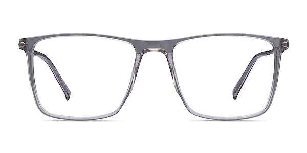 Cooper Clear Gray Acétate Montures de lunettes de vue
