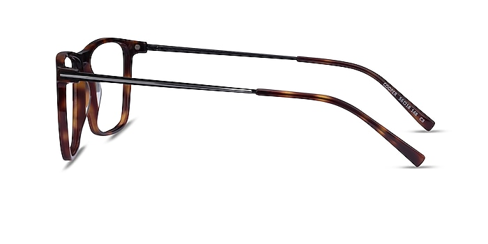 Cooper Tortoise Acetate Eyeglass Frames from EyeBuyDirect