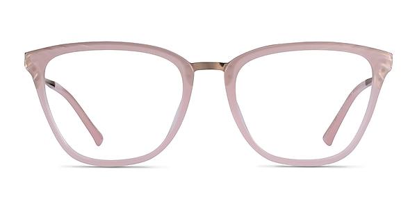 Azur Pink Acetate Eyeglass Frames
