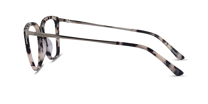 Azur Ivory Tortoise Acetate Eyeglass Frames from EyeBuyDirect