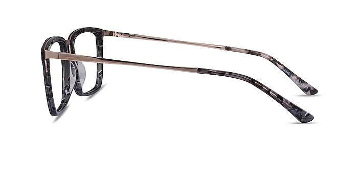 Volume Dark Tortoise Acetate Eyeglass Frames from EyeBuyDirect
