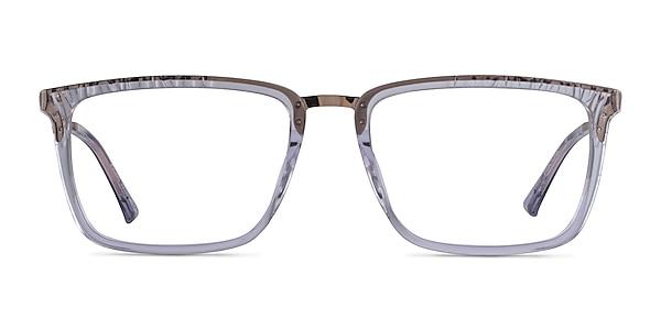 Volume Clear Acetate Eyeglass Frames