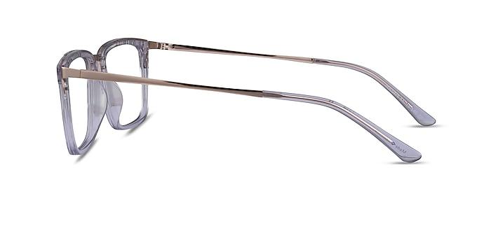 Volume Clear Acetate Eyeglass Frames from EyeBuyDirect